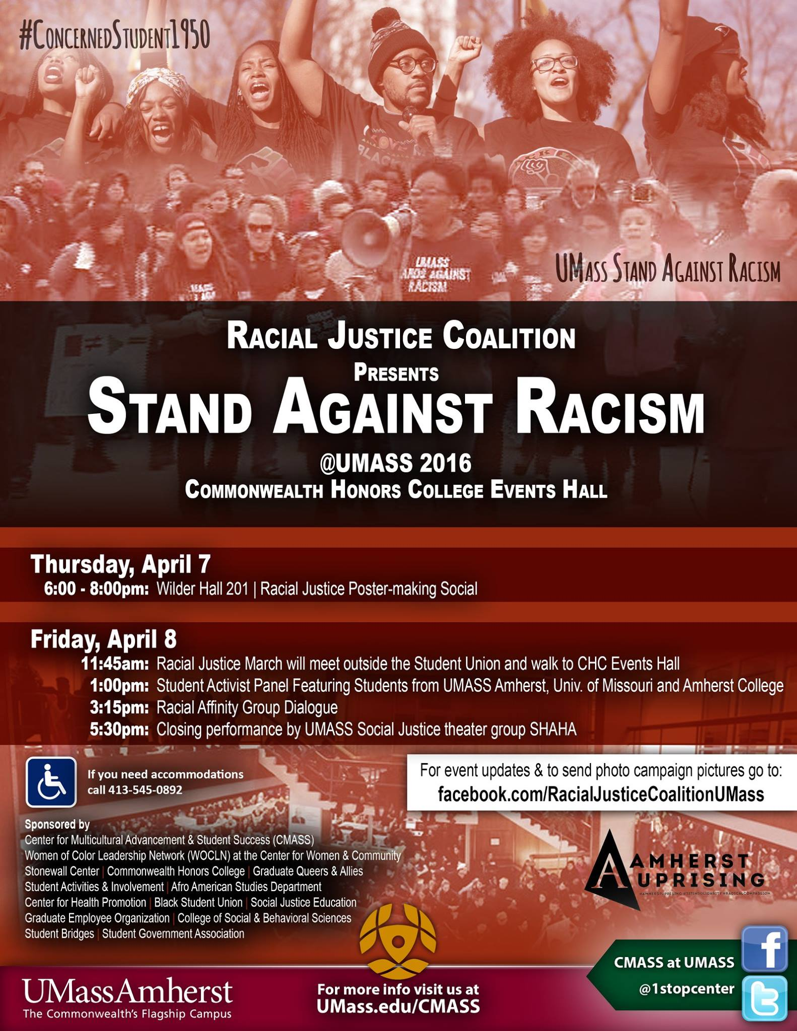 Stand Against Racism Conference