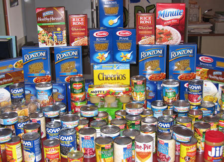 Food Drive Happening Now! | United Auto Workers Local 2322