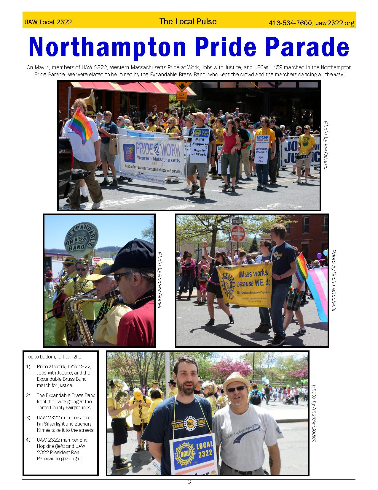 ... 2322 Newsletter May page 3 ...