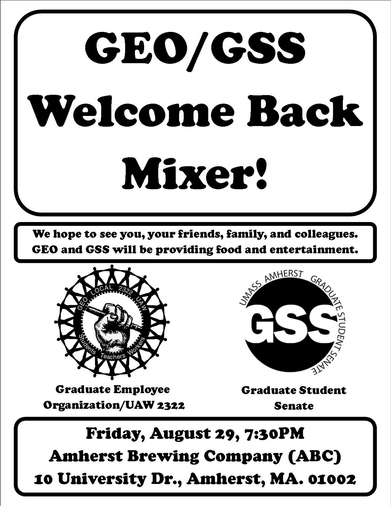 2014-08-25 GEO-GSS Mixer flyer